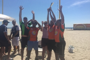 Sandball édition 2016